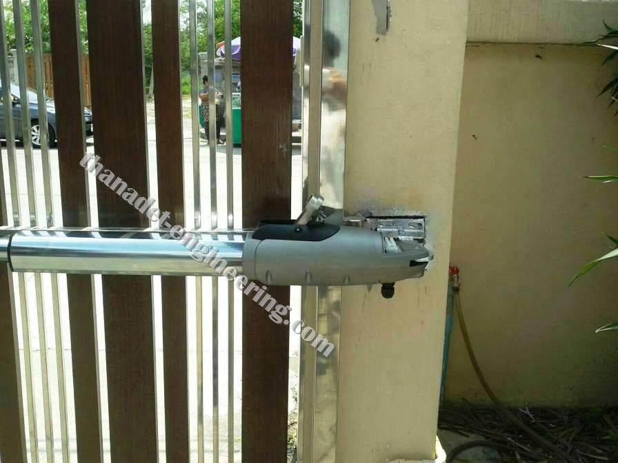 มอเตอร์บานสวิง bsm swing gate opener m thanadet engineering