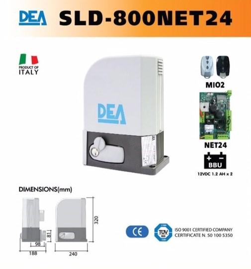 DEA-SLD-800NET24